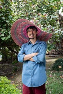 Santi, Permaculture Teacher